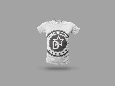 D-Star Poppers T-Shirt