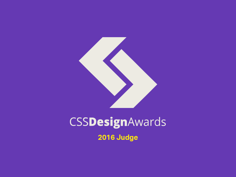 CSSDA 2016 Judge panel judge cssda awards css