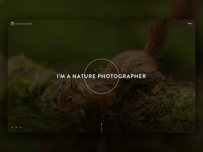 Photoscoper LIVE brand animals wildlife web camera portfolio photography
