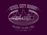 Steel City Rugby T-shirt