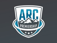 Alpine Rugby Competition Logo