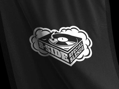 B-Side logo - WIP