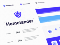 Homelander - Logo Guideline