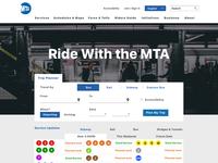 NYC MTA Concept