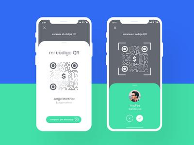 Fintech app #3 app cash fintech design app ux ui uidesign uxdesign colorfull illustration branding design