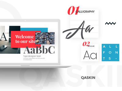 Typographer's website abc colores colorfull lettering letter letras tipografia typography typo