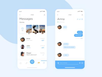 Flight & chat app #4