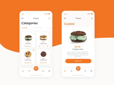 Cookies app #3