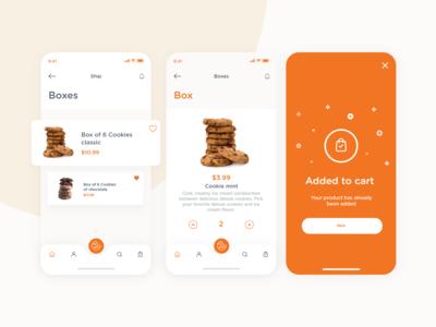 Cookies app #5