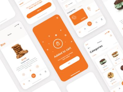 Cookies app #6