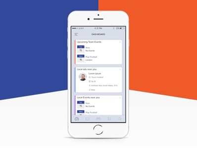 Task Mobile app mobile apps ui of the day uidesign mobile application mobile app design app design creative design