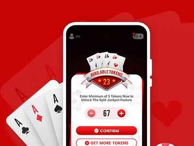 card Token app tranding ui design illustration website design graphic design creative app creative ui creative app design app ui web design app design creative design