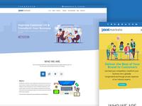 Pixelmarketo Web Design