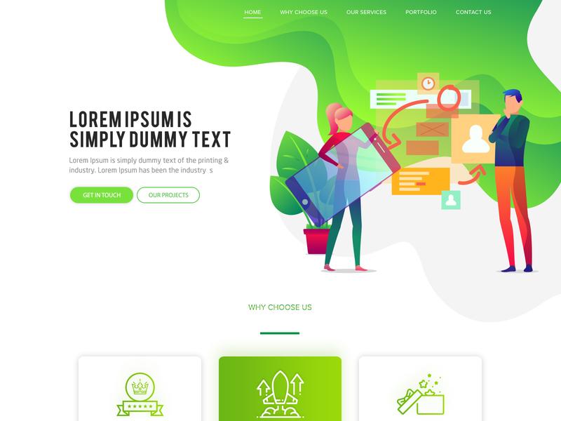 Website Design website design graphic design app illustration creative app design ui  ux web design creative ui creative design app design