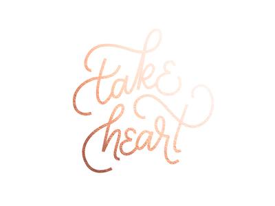 Take Heart - Gold