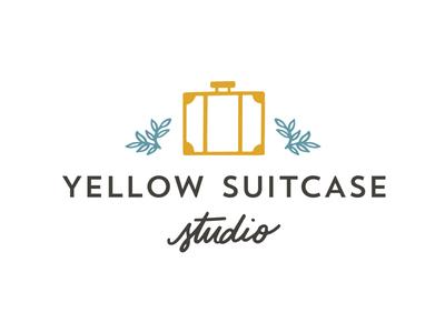 Yellow Suitcase Studio Identity
