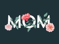 Mom Illustration