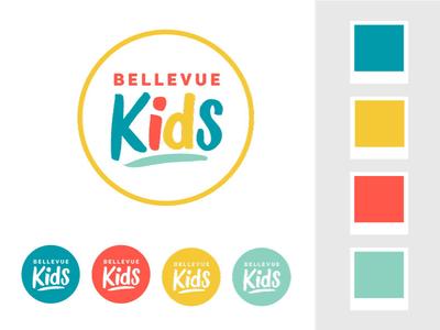 Bellevue Kids Ministry Logo