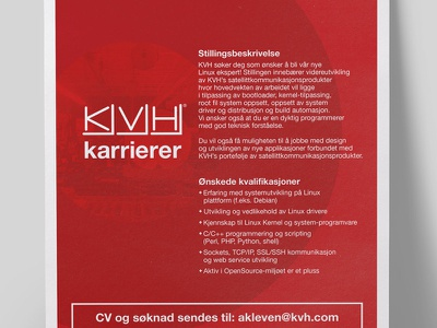 HR poster  red swiss design posters
