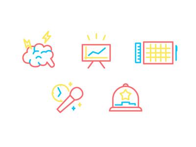 Entrepreneur Icons