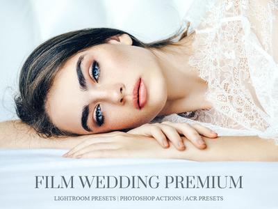Film Lightroom Presets For Wedding Photographers