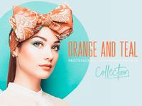Orange And Teal Lightroom Presets Dr
