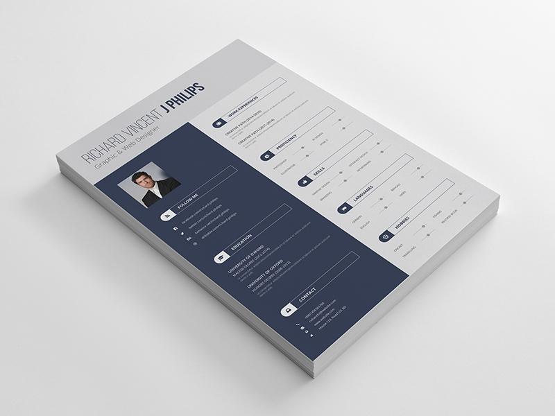 resume cv by al