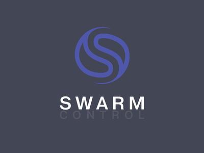Logo for control admin tool logo admin control swarm s flat