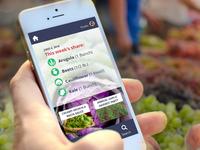 CSA Recipe Sharing App
