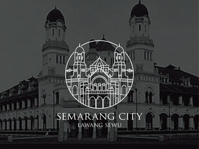 1000door Lawangsewu Semarang Landmark Icon 01