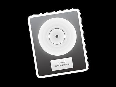 Logic Pro X Yosemite Icon  logic pro music mac os icon os x yosemite disc