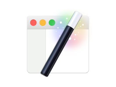 Finder Window Icon finder app icon mac window magic wand yosemite os x