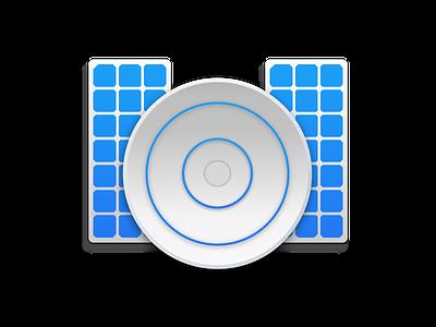 NetNewsWire Icon Redesign app store panel wire news satellite pixel apple app mac netnewswire