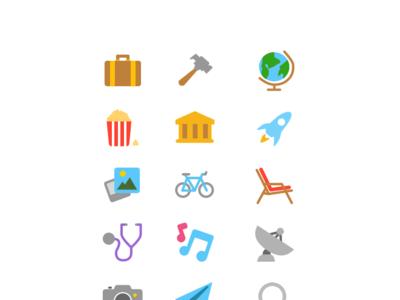 Mini Icons macOS inspired iphone ios design mac icon app