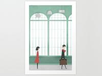 TWMA Art Print