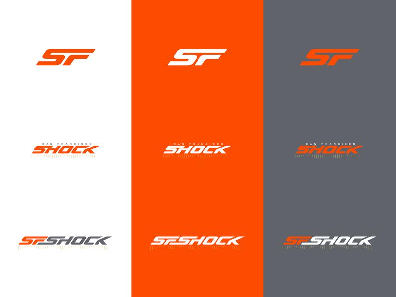 San Francisco Shock Logo Concept (Part 2) redesign rebrand logo esports logo branding owl logo gaming esports owl overwatchleague overwatch shock san francisco sf