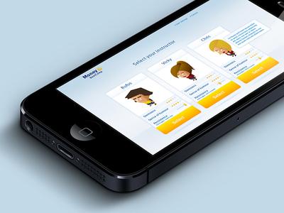 Bootcamp iPhone App