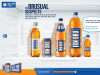 Irn Bru Website