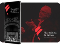 Filarmónica de Jalisco | Mobile App