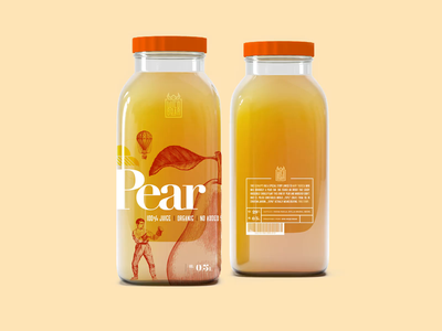 Wild Boar Juice Label Design bottle design illustration branding vector design packaging design drink juice branding juice packaging juice package box design rebranding brand identity brand design