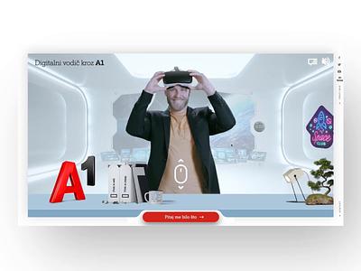 A1 Spaceship Digital Guide guide digital video video editing web development web design web website ux ui design