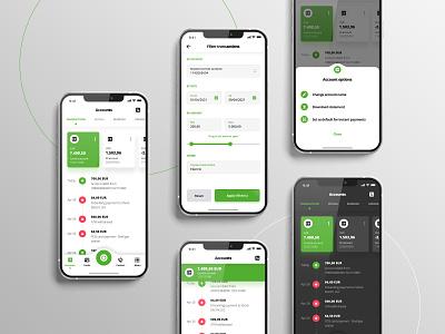 Mobile banking app ux ui design ux design uiux banking banking app mobile banking mobile banking app payment app ui  ux ui ux mobile app mobile fintech app fintech payments payment