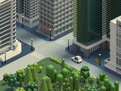 Driving animation graphic design motion graphics digital agency 2d illustration animation design