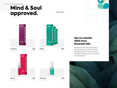 Perfume Web Shop uxui uxui design web design web shop ui ux website product design packaging design branding design branding design
