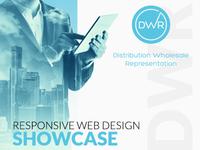 DWR - responsive corporate web site