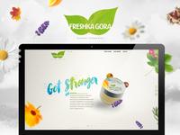 Freshka Gora website