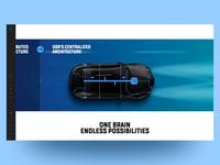 OSR Enterprises AG Website - Slider Interaction