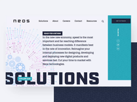 NEOS website effects, part 2