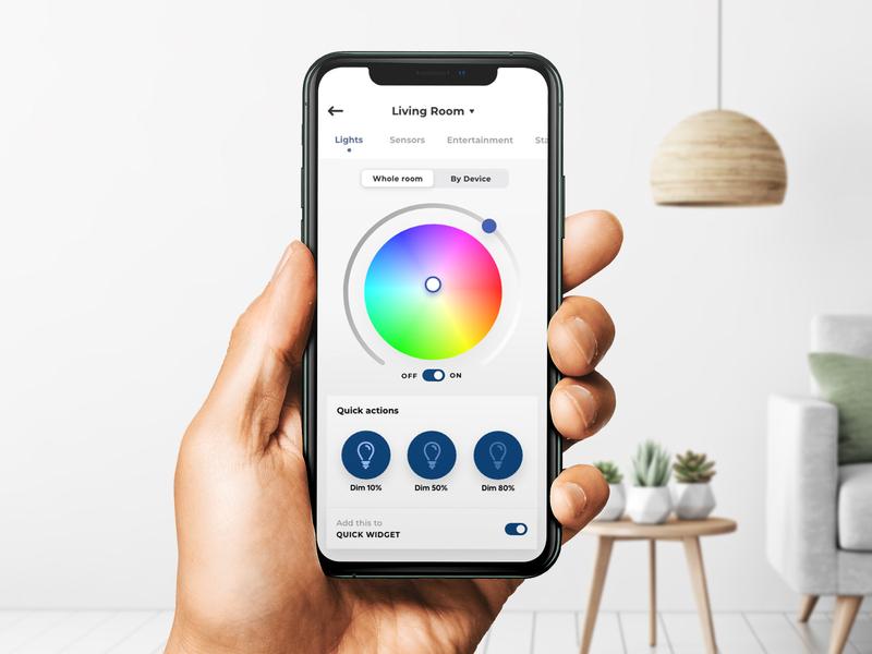 Wattle App - Smart Home Solution