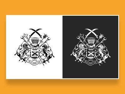 Logo Design icon branding vector sketch illustration logo